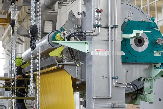 New PMP Intelli-Nip® Shoe Press has been successfully started up in Smurfit Kappa Morava Paper