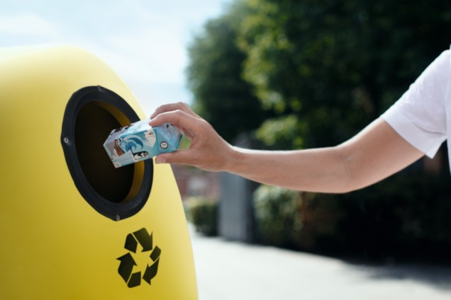 Stora Enso and Tetra Pak join forces to triple the recycling capacity of beverage cartons in Poland