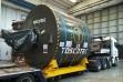 Toscotec enters the Caribbean market with a new TT SYD for César Iglesias