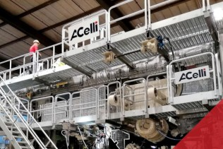 A.Celli rebuilds and starts up Smurfit Kappa Roermond Papier's PM3