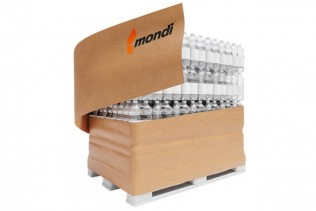 Mondi's new Advantage StretchWrap paper offers a more sustainable choice for pallet wrapping