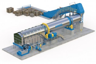 ANDRITZ to supply two complete OCC lines to Nine Dragons, China