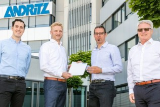 ANDRITZ launches educational cooperation with Graz University of Technology