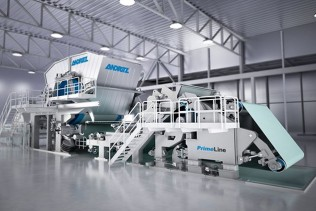 ANDRITZ to supply four PrimeLineCOMPACT M 1600 tissue machines to Guangdong Hengan in China