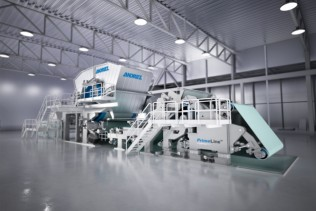 ANDRITZ to supply tissue plant to Astrabel, Croatia