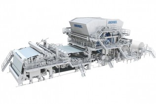 ANDRITZ to supply two tissue machines to Guangxi Sun Paper in China