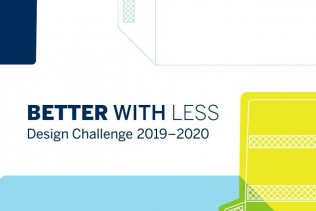The 'Better with Less – Design Challenge' 2019–2020 packaging design competition opens for entries