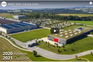BOBST reflects on a very special year and focuses on shaping the future of the packaging world for 2021 and beyond