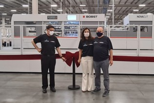 Gonçalves opens complex folding carton line in Latin America with BOBST equipment
