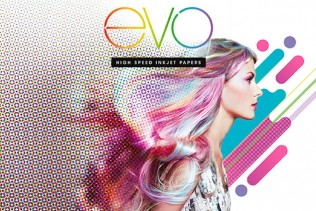 Burgos' range of uncoated woodfree papers for highspeed inkjet printing now includes two products with ColorPRO Technology. EVO bright silk and EVO cosmo, developed in cooperation with HP.