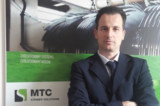 Daniele Bernacchi is the new General Manager of MTC