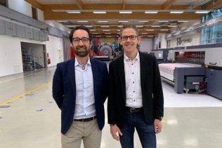 Durst strengthens Large Format Printing division with new dual leadership and central management