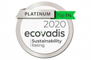 Metsä Tissue awarded the EcoVadis Platinum rating for its sustainability performance