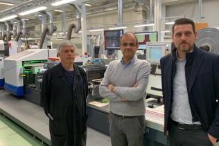 Etigraph Italia S.r.l. puts its full trust in systems from BST eltromat