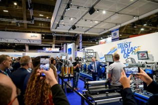 Successful Labelexpo Europe 2019: Gallus Labelmaster and Gallus Labelfire in great demand