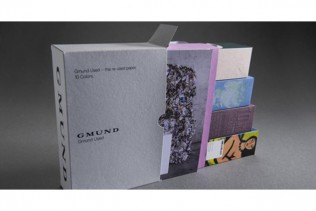 Gmund Used - the eco-friendly paper with its own history