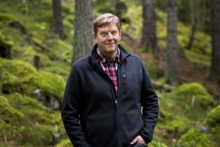 Iggesund Paperboard's Sustainability Director Johan Granås