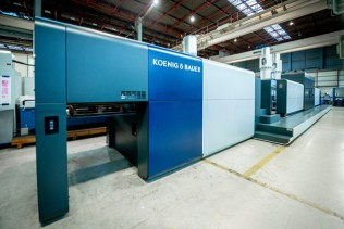 Durst and Koenig & Bauer enter joint venture for digital printing production lines