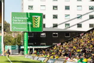 Kotkamills to become first-ever sustainability partner of Norwich
