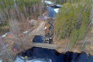 Metsä Board to restore fish migration routes