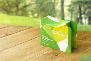 Industrial compostability certification for Metsä Board's ground-breaking eco-barrier paperboard