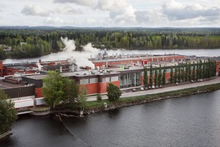 Metsä Tissue invests in increasing the efficiency of its fresh fibre tissue paper production in Mänttä