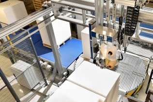 New sheeting line starts up at Metsä Board's Äänekoski mill in Finland