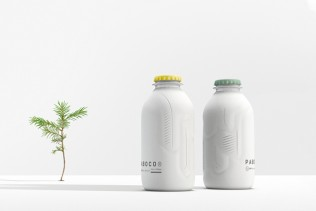BillerudKorsnäs joint venture Paboco, introduce the Paper bottle