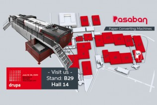 Pasaban at Drupa 2020