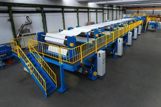 Pasaban - carton board sheeter