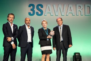Södra's sustainability achievements recognised with two Sofidel awards