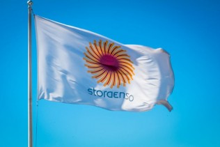 Stora Enso is planning to move its head office to a new wooden building in Helsinki