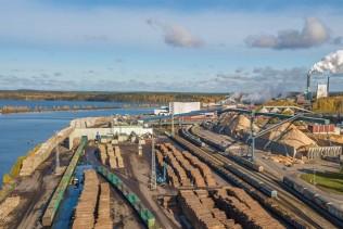 Stora Enso invests EUR 80 million in wood handling at Imatra mills