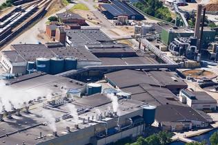 Stora Enso plans to shut down one standard newsprint paper machine in Sweden