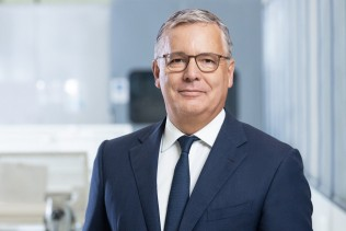 Dr. Toralf Haag, Voith President and CEO