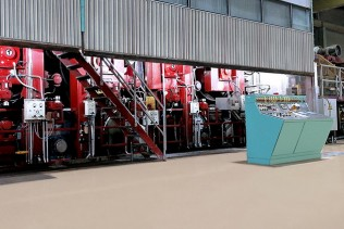 Toscotec successfully completes a dryer section rebuild at Aviretta in Germany