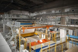 Toscotec-supplied turnkey tissue line achieves top speed at Paloma