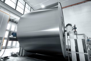 Toscotec to supply a TT SYD Steel Yankee Dryer to Mirae Paper