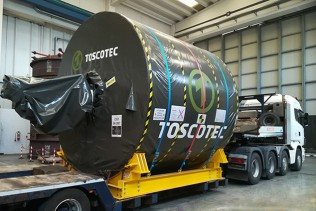 Toscotec enters the Caribbean market with a new TT SYD for César Iglesias