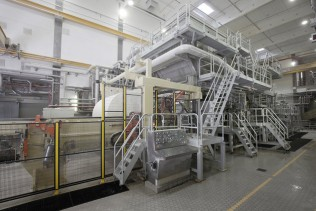 Toscotec-Rebuilt Hoods yield double-digit consumption reduction at Wepa Giershagen