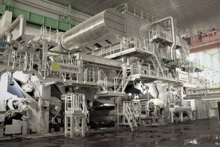 Four Toscotec-supplied AHEAD-2.0L PRODERGY tissue machines began production at Asia Pulp and Paper's OKI mill