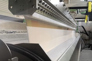 Republic Paperboard Company LLC and Voith innovate curtain coater process to launch Republic's coated Gypsum Linerboard production