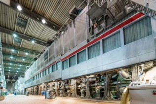 Koehler Paper relies on Voith for the second expansion stage of paper machine 5 in Oberkirch, Germany