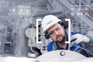 Voith adds new tool for remote video support to its digital service portfolio