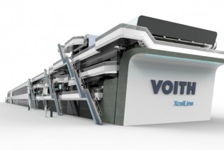 Voith creates visionary design study for the paper production line of the future