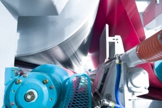 Voith realizes ropeless threading for board machines in two-tier dryer sections