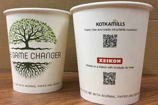 Xeikon Partners with Kotkamills – it's a Game Changer