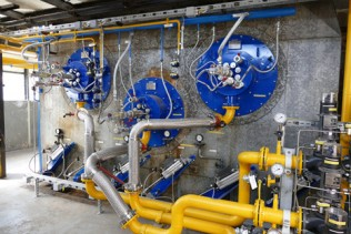 Zanders invests millions in converting power plant to gas